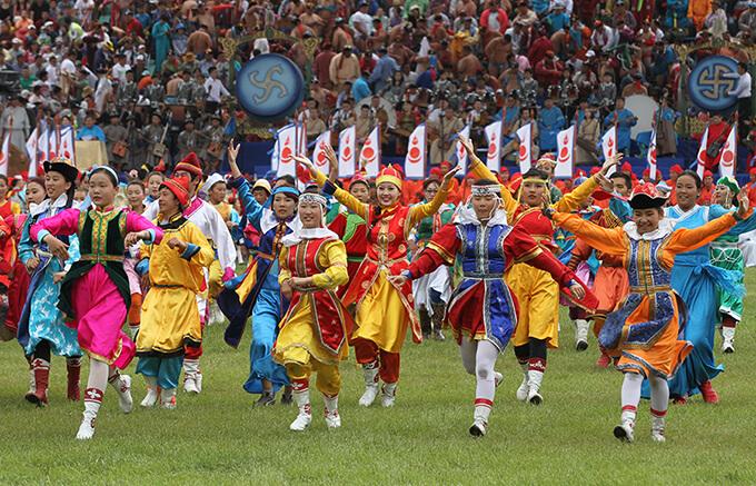 Mongolian Naadam