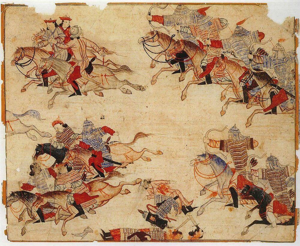 Generals of Genghis khaan