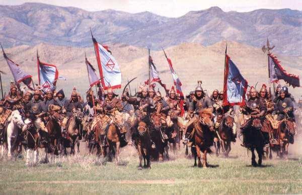 Chinggis Khan put absolute trust in his generals